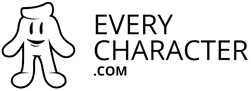 EveryCharacter.com logo